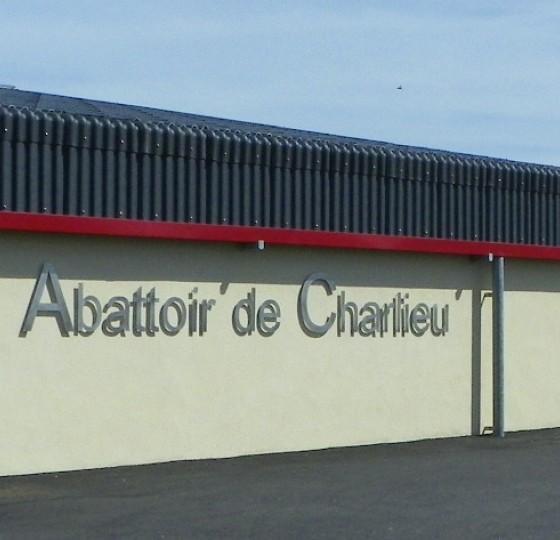 EXTENSION ET REAMENAGEMENT DE L'ABATTOIR DE CHARLIEU (42)