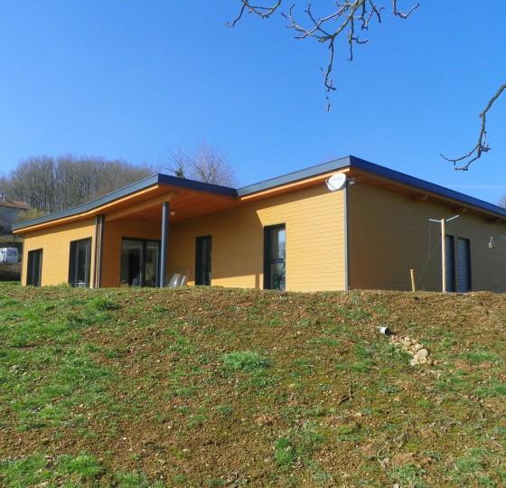 CONSTRUCTION D'UNE MAISON INDIVIDUELLE (42)