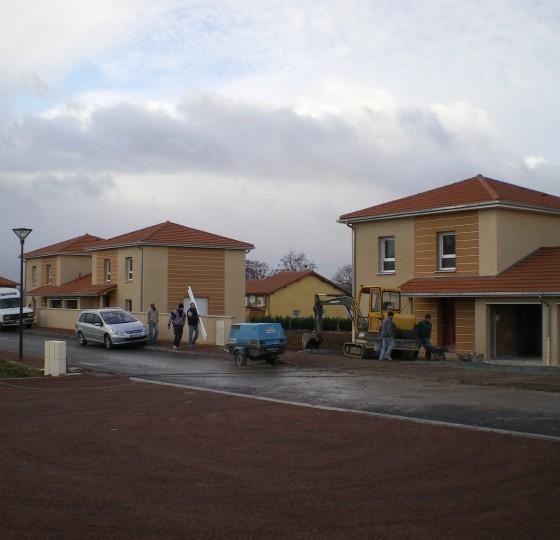 CONSTRUCTION DE 4 LOGEMENTS SOCIAUX (42)