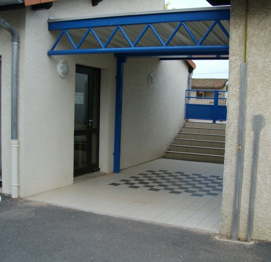 EXTENSION DE L'ECOLE PUBLIQUE VILLERS (42)