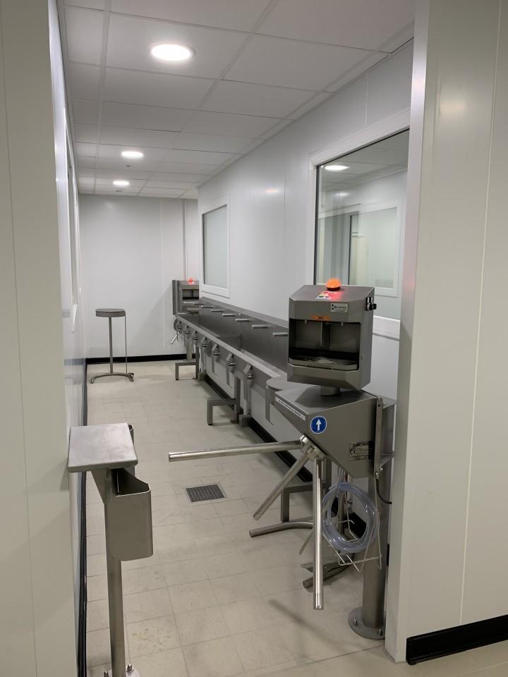 Mise Aux Normes Et Extension Des Laboratoires De Boulangerie Patisserie Chocolaterie Du Cfa Du Roannais 42 Agence D Architecture Brosselard Troncy
