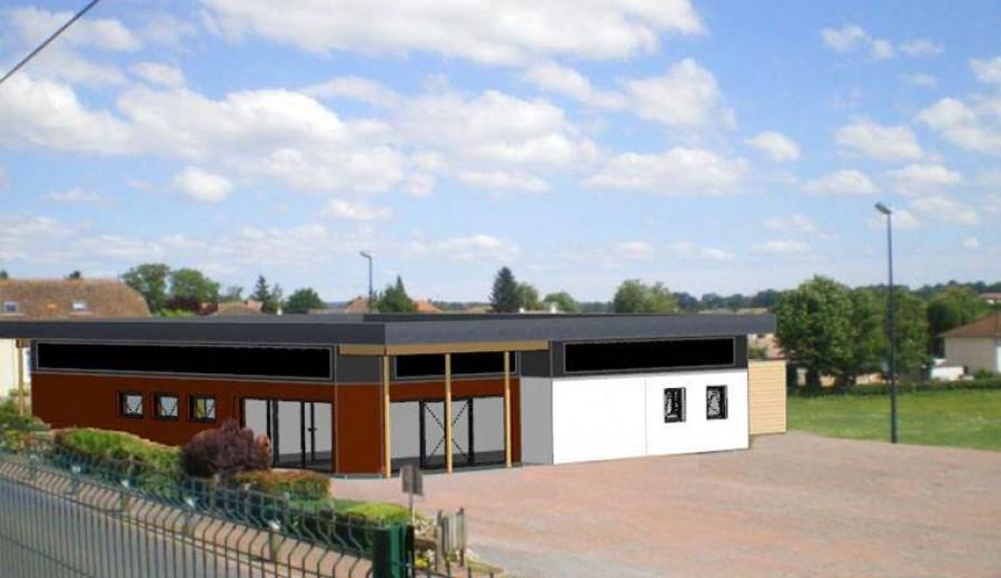 Bâtiment tertiaire - Boulangerie - Pâtisserie – Commerce de proximité