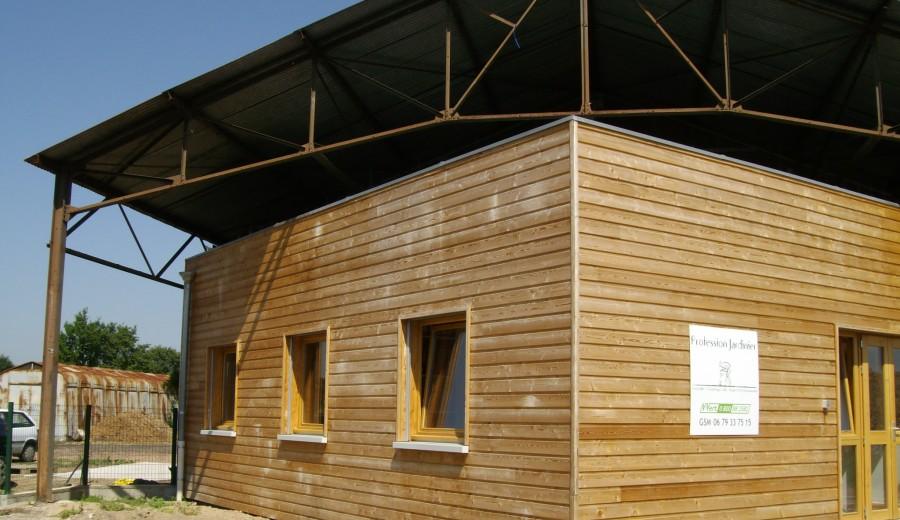 CONSTRUCTION DE BUREAUX A MABLY (42)